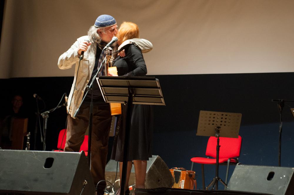 Festival Costituzione 2013 – Moni Ovadia e Lucilla Galeazzi