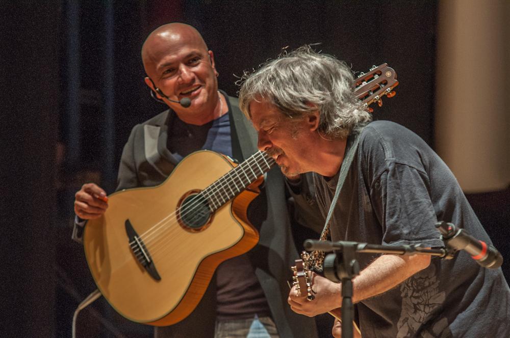 Festival Costituzione 2013 – Paolo Rossi e i Virtuosi del Carso