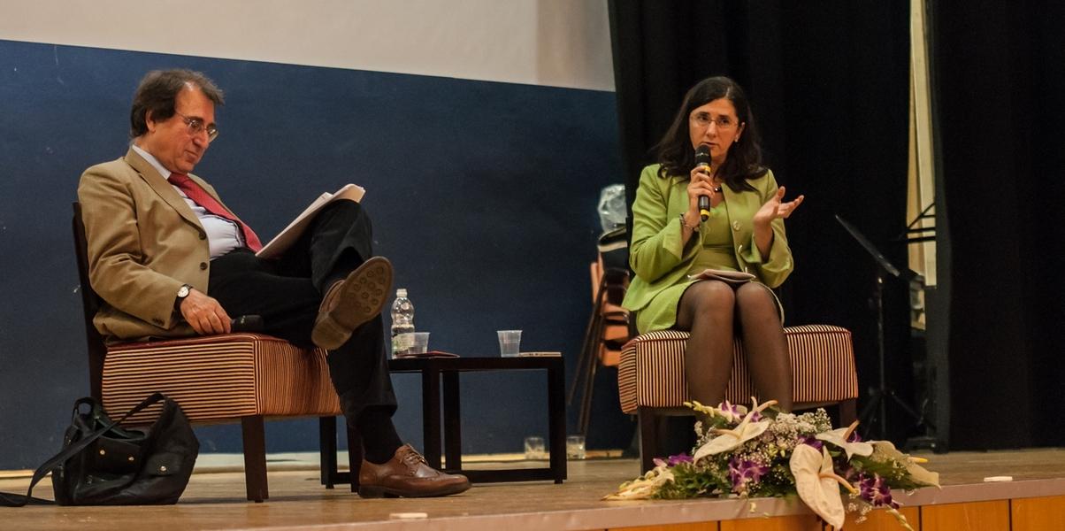 Festival Costituzione 2013 – Marina Brollo, Emilio Reyneri