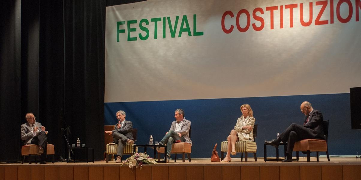 Festival Costituzione 2013 – Fabio Galluccio, Roberta Cocco, Derna Del stabile, Roberto Sgavetta, Toni Russo