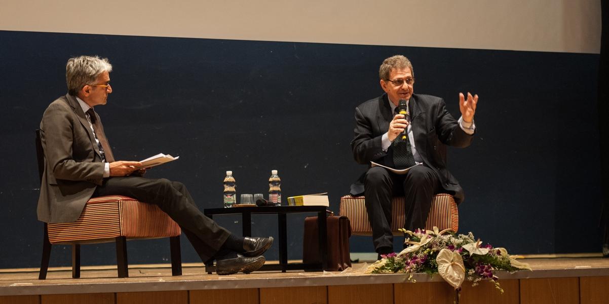 Festival Costituzione 2013 – Roberto Riverso, Luigi Menghini