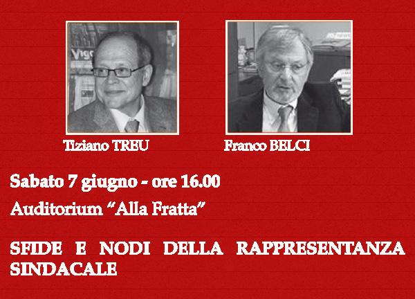 T. Treu F. Belci