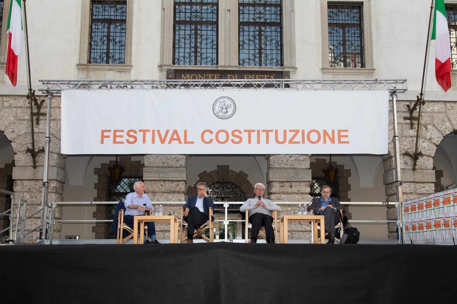 Festival Costituzione 2014: Umberto Allegretti, Mauro Barberis, Piero Ignazi