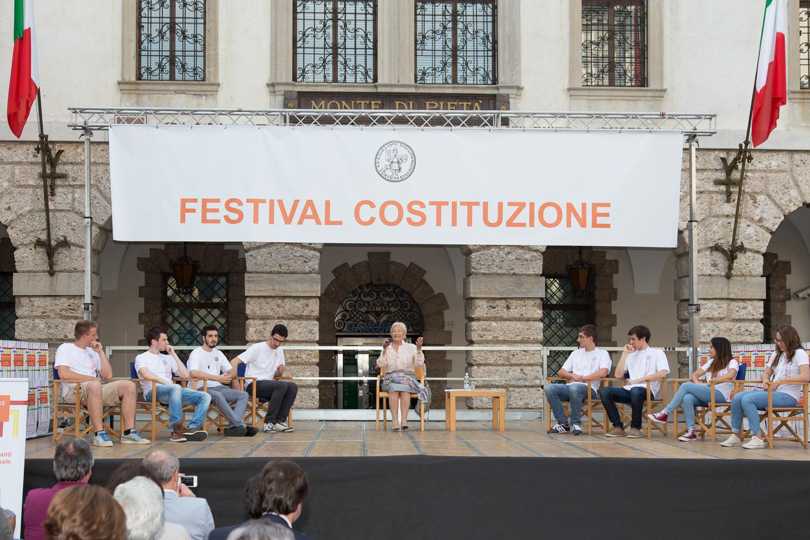Festival Costituzione 2014 – Lorenza Carlassare