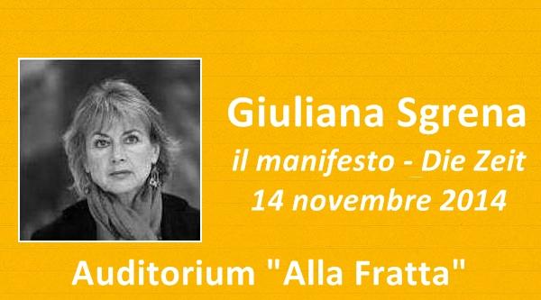 UVSPLL 2014 – Giuliana Sgrena