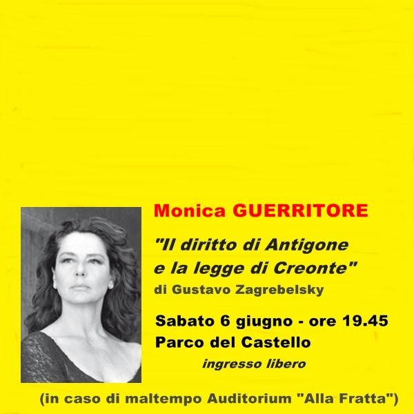 """""""Il diritto di Antigone e la legge di Creonte"""" di Gustavo Zagrebelsky"""