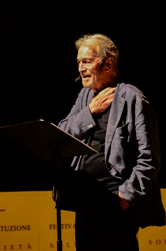 Festival Costituzione 2015 – Umberto Orsini