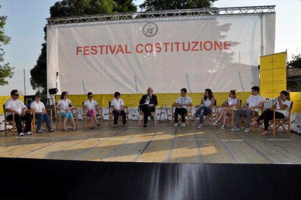 Festival Costituzione 2015 – Gaetano Silvestri