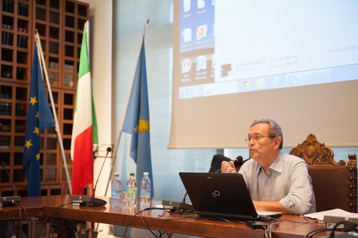Festival Costituzione 2015 – Roberto Zaccaria