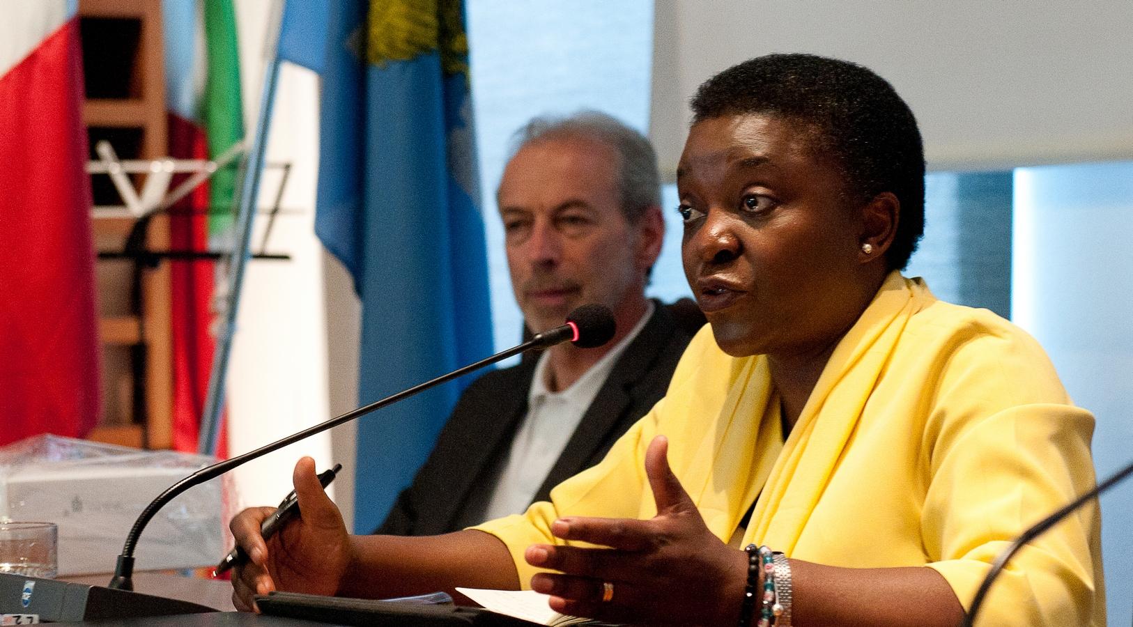 Festival Costituzione 2015 – Cécile Kashetu Kyenge