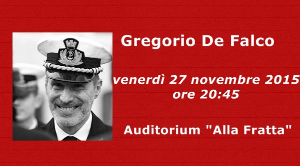 UVSPLL 2015 – Gregorio De Falco