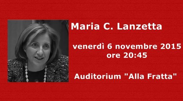 UVSPLL 2015 – Maria Carmela Lanzetta