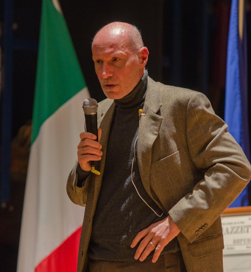 UVSPL 2015 – Gregorio De Falco