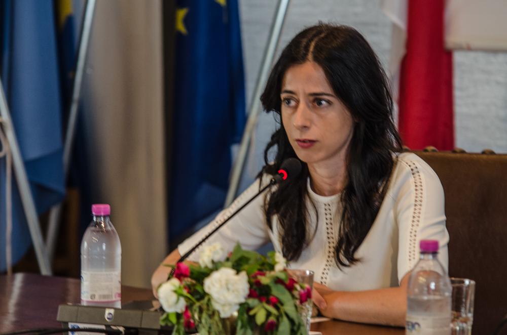 Barbara Puschiasis Stefano Miani