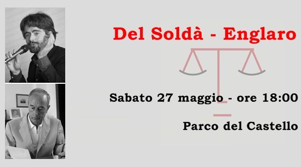 Beppino Englaro e Pietro Del Soldà