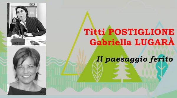 Titti Postiglione e Gabriella Lugarà