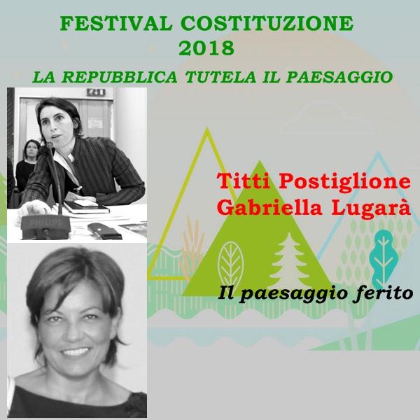 Titti Postiglione Gabriella Lugarà