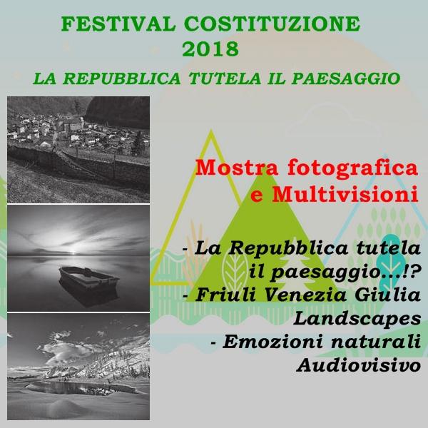 Mostra fotografica e multivisioni