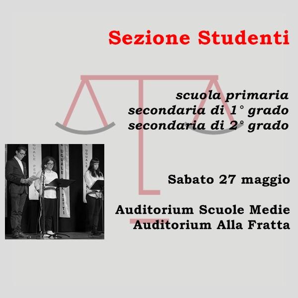 Sezione studenti