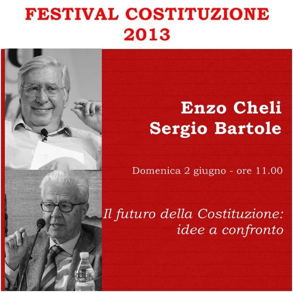 Enzo Cheli Sergio Bartole