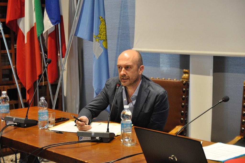 Michele Morgante e Bruno Della Vedova