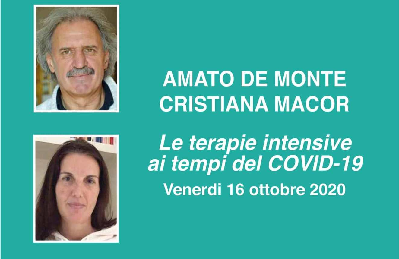 UVSPL 2020 – Amato De Monte e Cristiana Macor